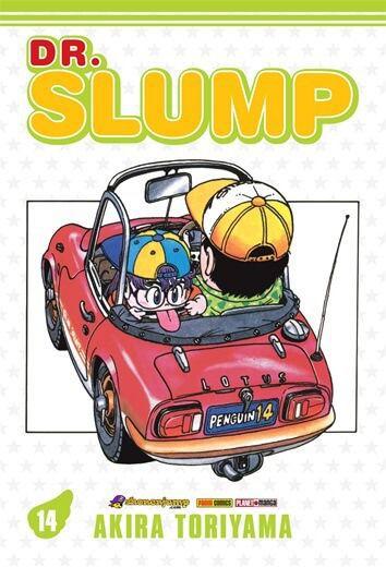 Dr. Slump - Volume 14