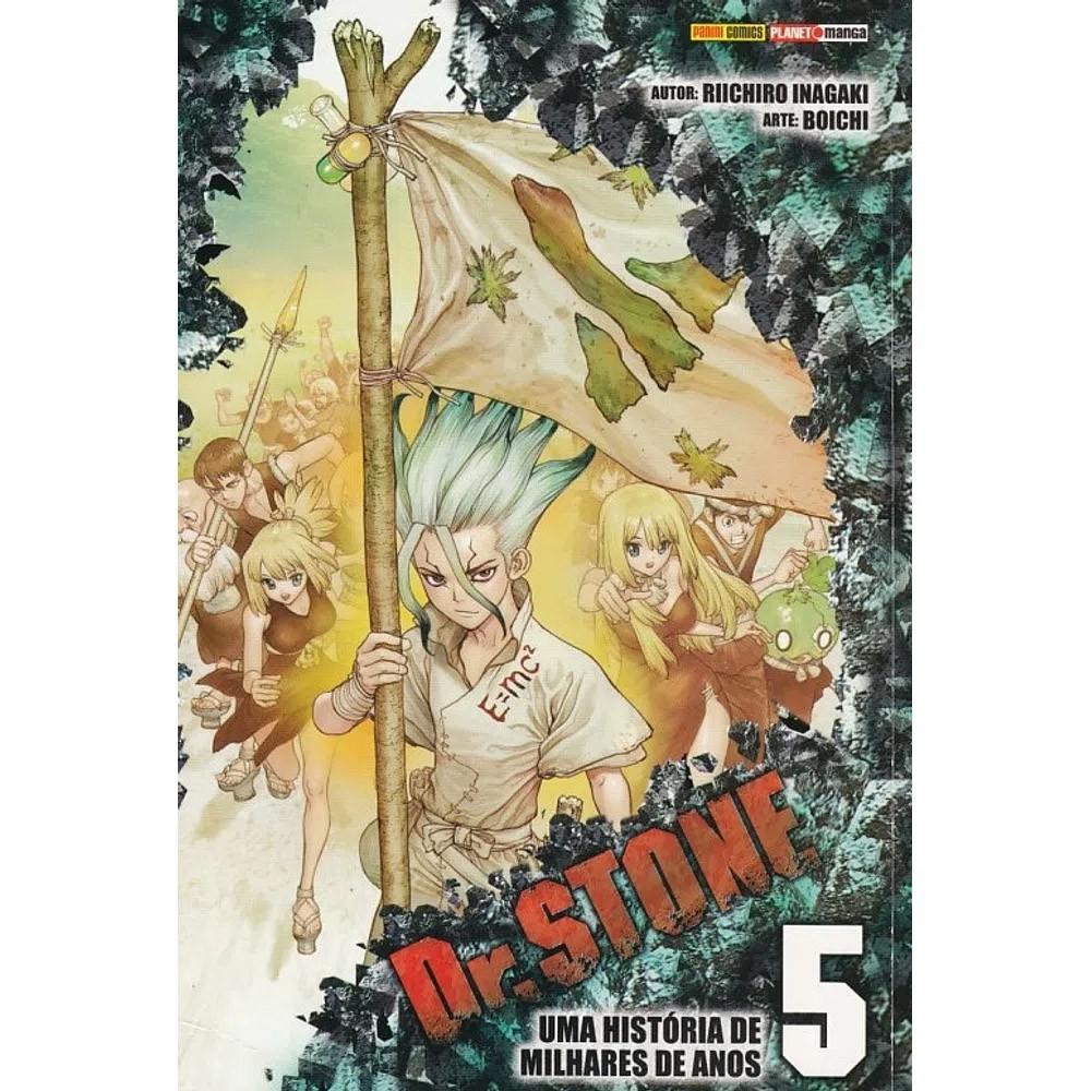 Dr. Stone - Volume 05