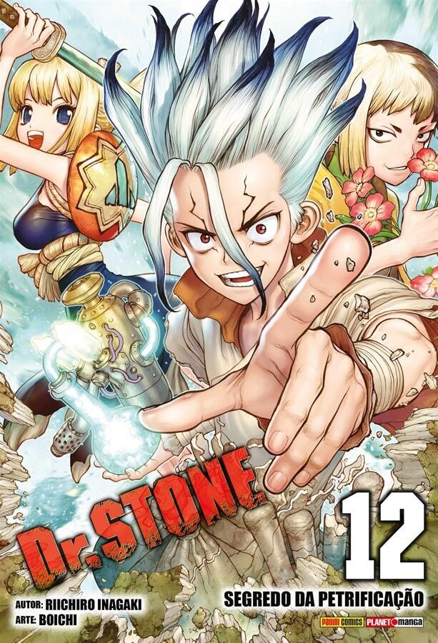 Dr. Stone - Volume 12