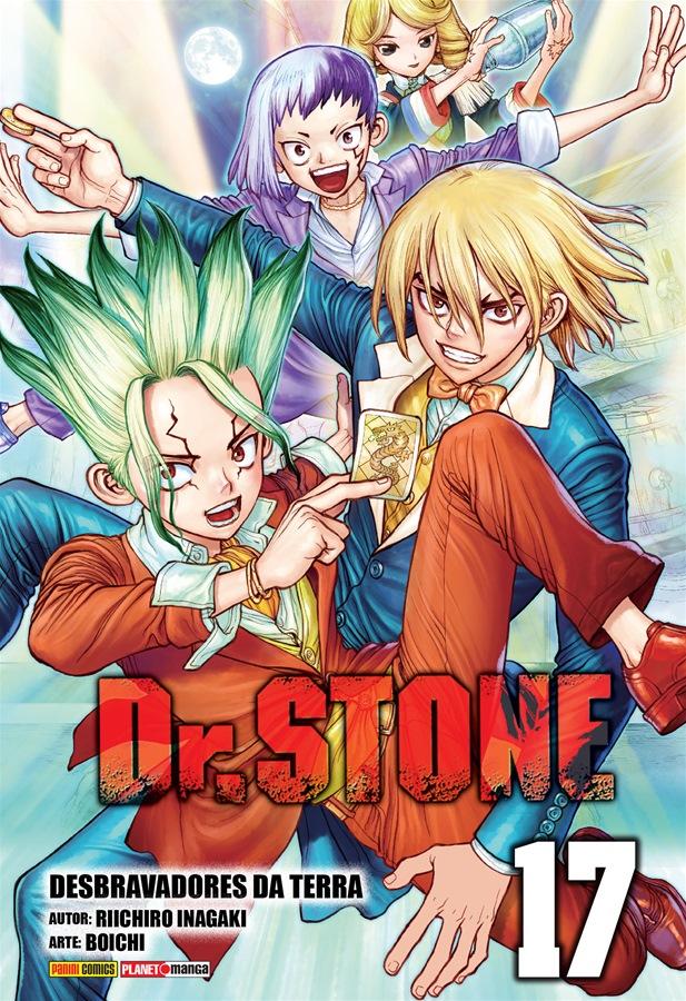Dr. Stone - Volume 17