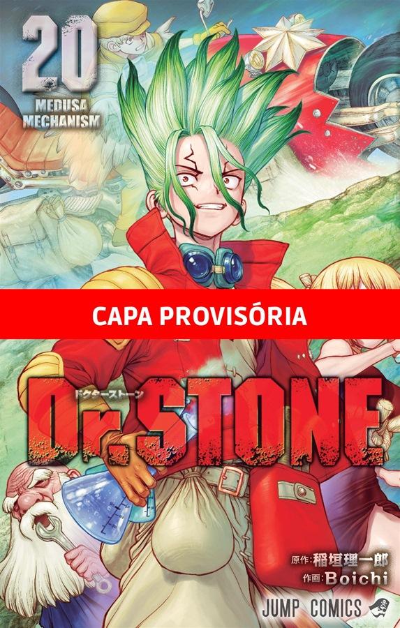 Dr. Stone - Volume 20