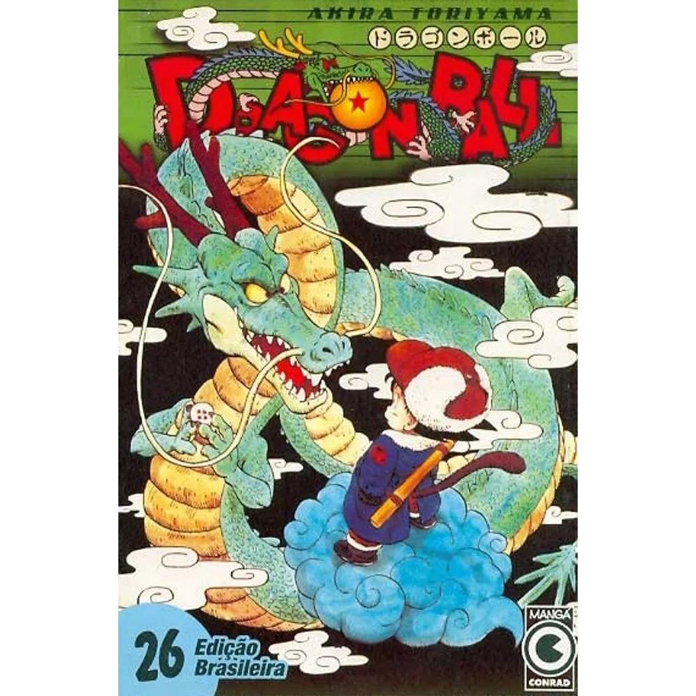 Dragon Ball - 1ª Edição - Volume 26 - Usado