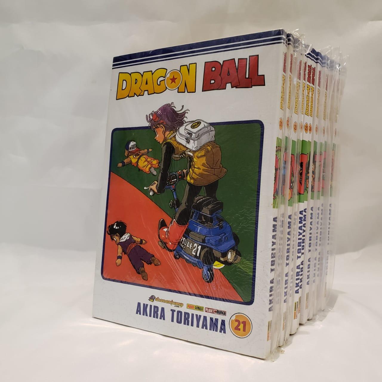 Dragon Ball - 21 ao 30 - Pack