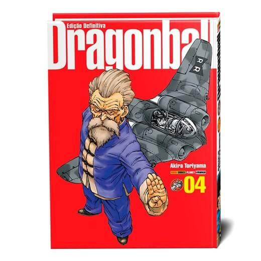 Dragon Ball Edição Definitiva - Volume 04