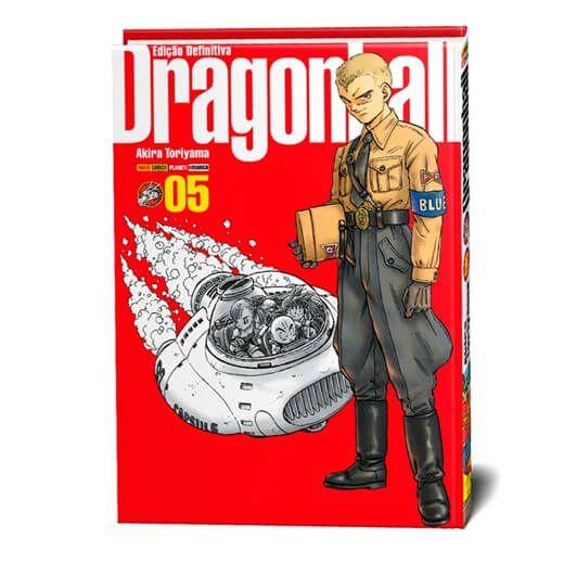 Dragon Ball Edição Definitiva - Volume 05