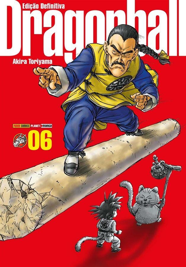 Dragon Ball Edição Definitiva - Volume 06