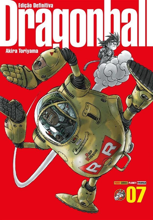 Dragon Ball Edição Definitiva - Volume 07