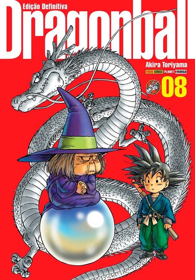 Dragon Ball Edição Definitiva - Volume 08