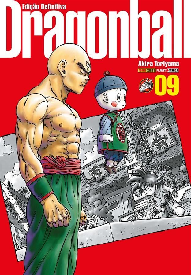 Dragon Ball Edição Definitiva - Volume 09