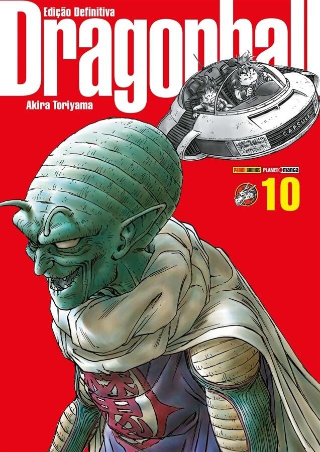 Dragon Ball Edição Definitiva - Volume 10