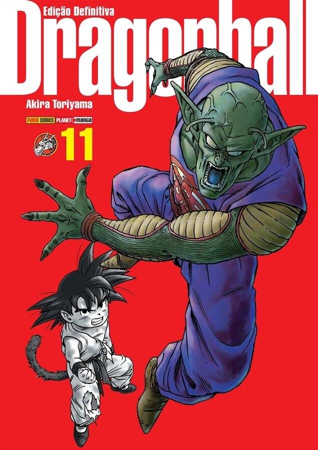 Dragon Ball Edição Definitiva - Volume 11