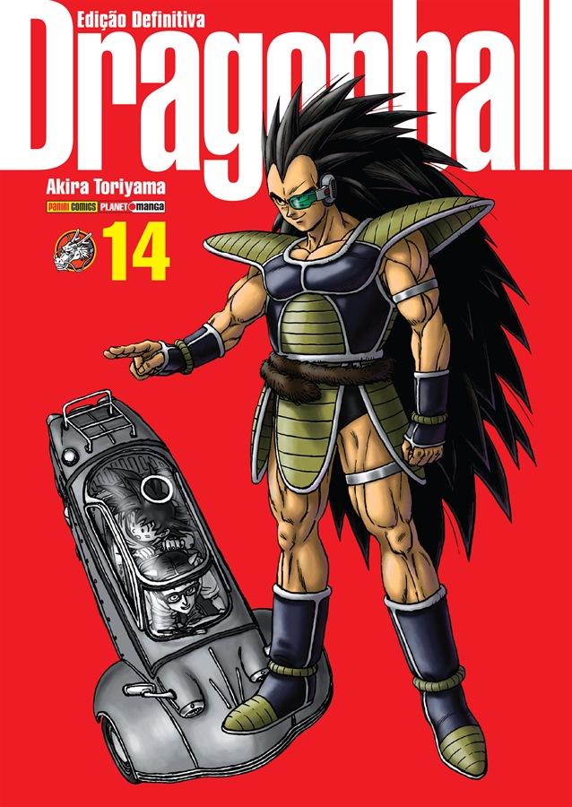 Dragon Ball Edição Definitiva - Volume 14