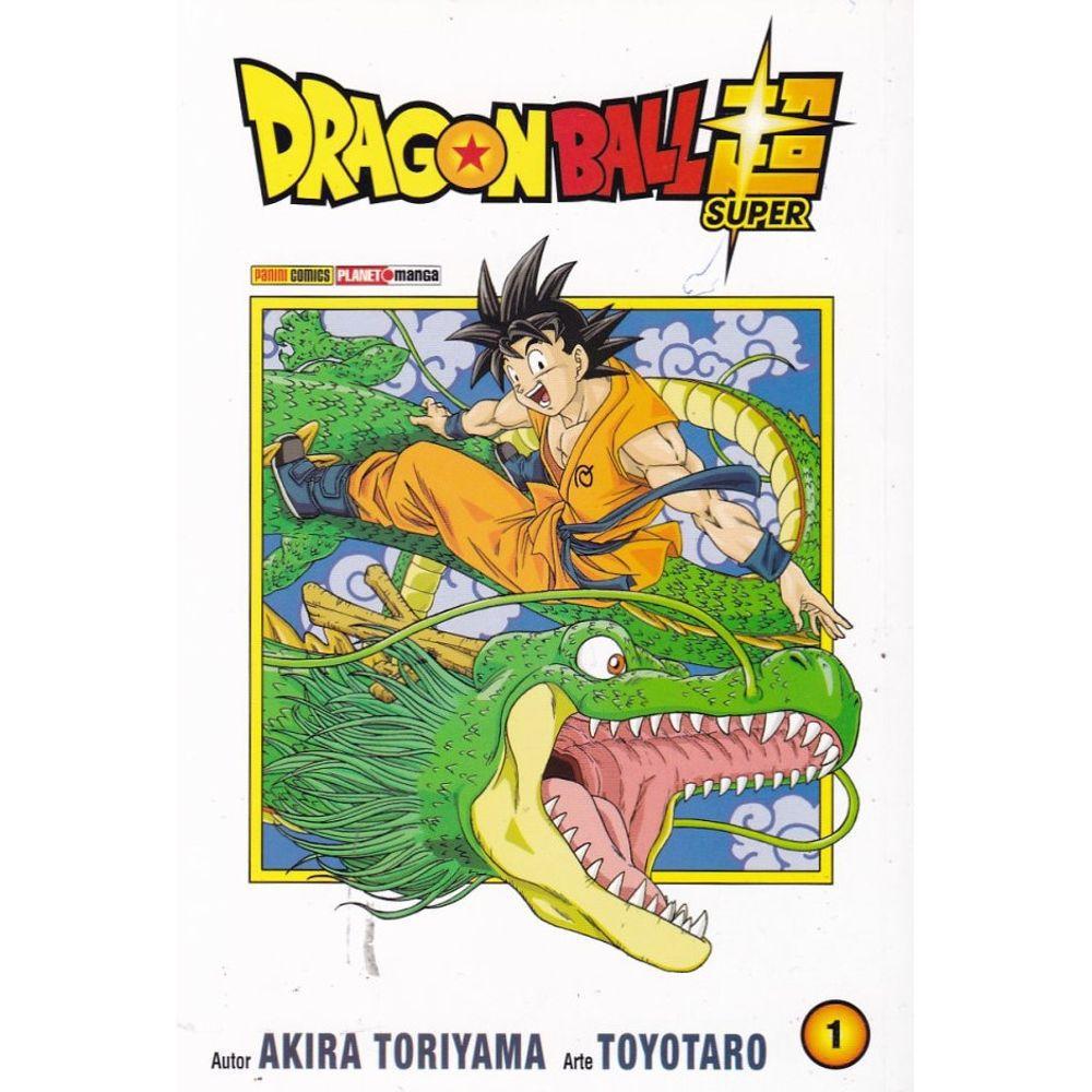 Dragon Ball Super - Volumes Avulsos