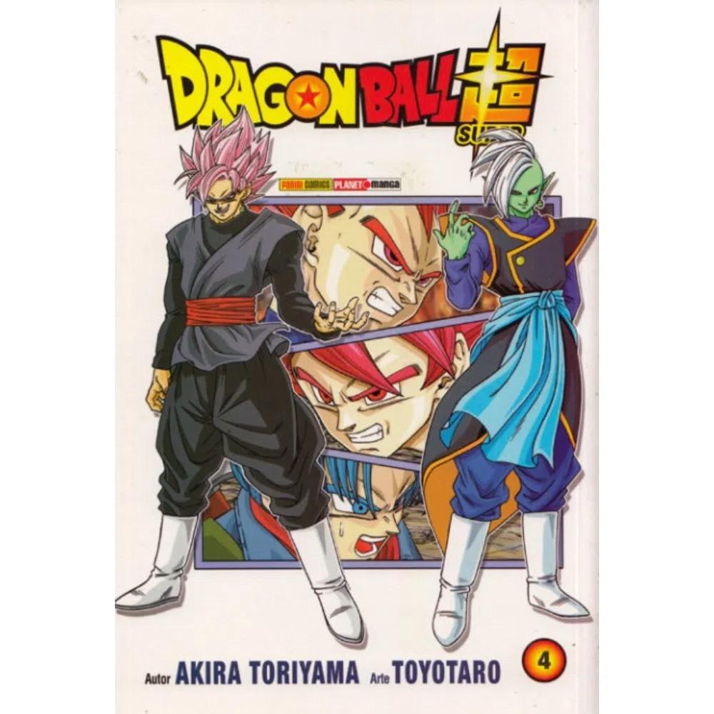 Dragon Ball Super - Volume 04