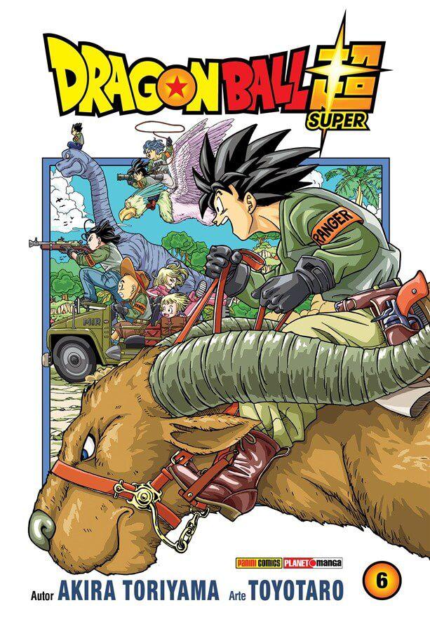 Dragon Ball Super - Volume 06