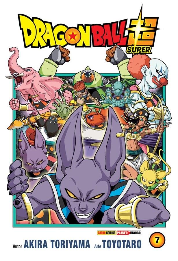Dragon Ball Super - Volume 07