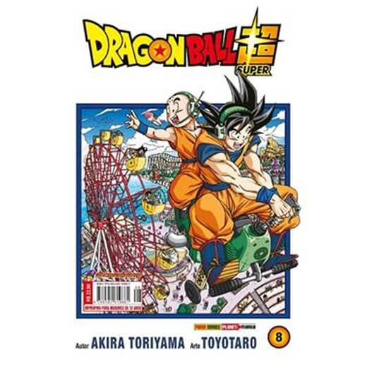 Dragon Ball Super - Volume 08