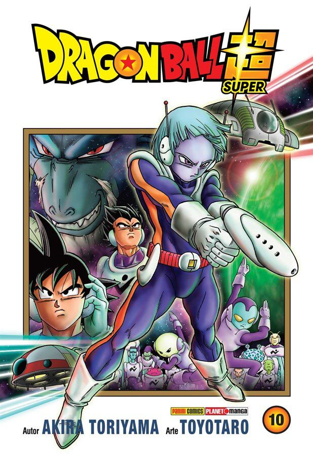 Dragon Ball Super - Volume 10