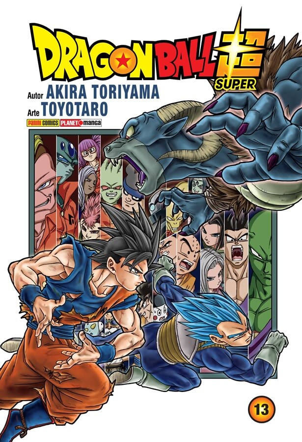 Dragon Ball Super - Volume 13