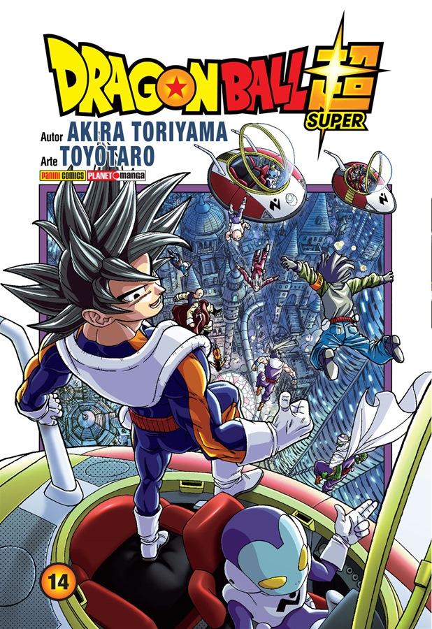 Dragon Ball Super - Volume 14
