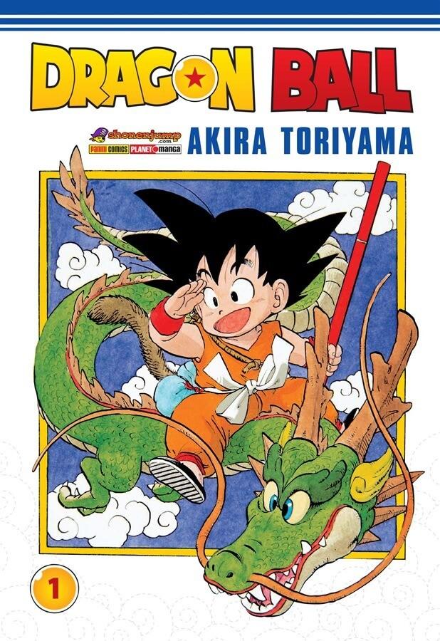 Dragon Ball - Volume 01