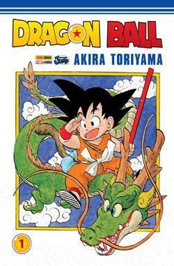 Dragon Ball - Volume 01 - Usado