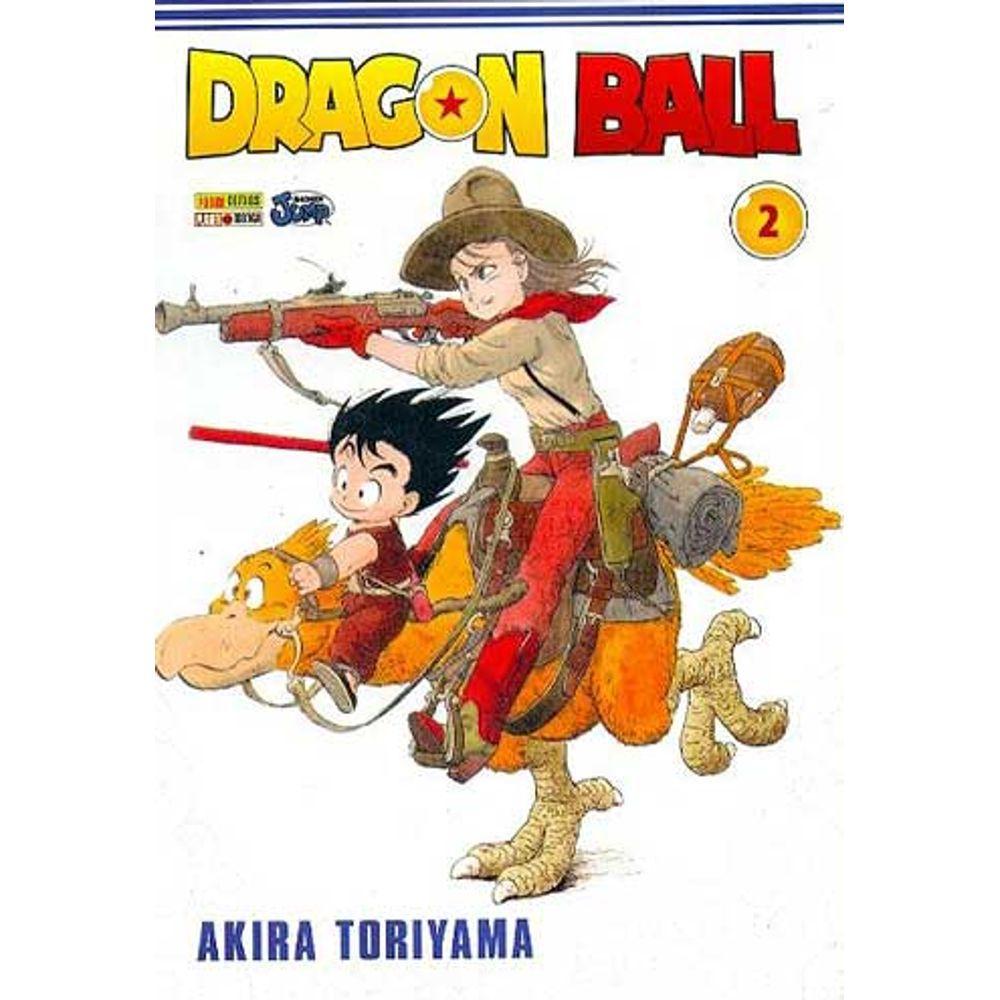 Dragon Ball - Volume 02 - Usado