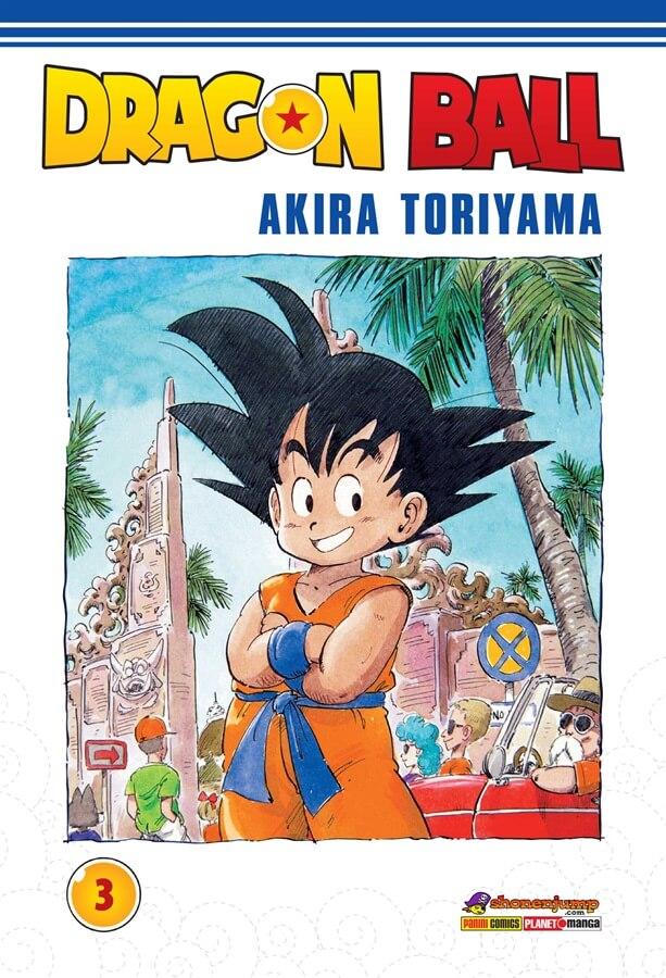 Dragon Ball - Volume 03