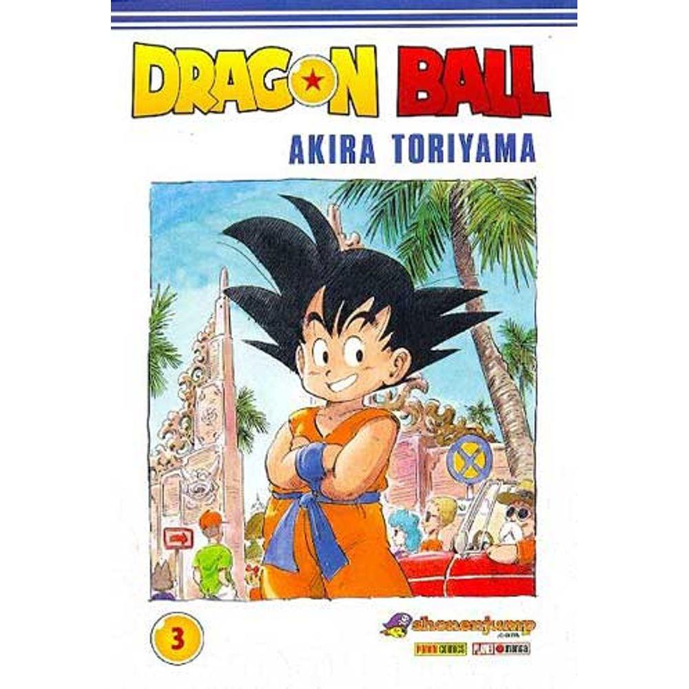 Dragon Ball - Volume 03 - Usado