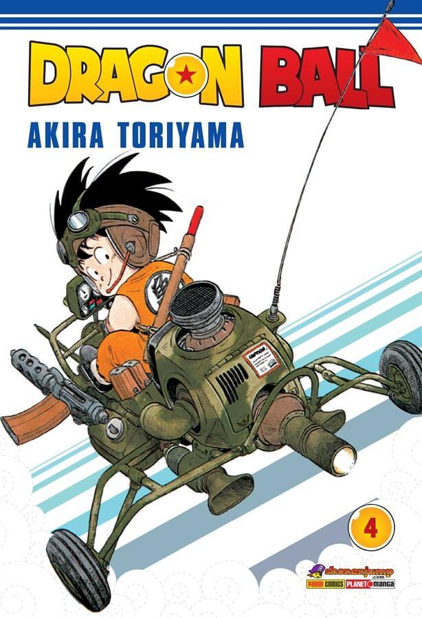 Dragon Ball - Volume 04