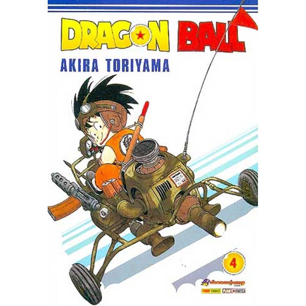 Dragon Ball - Volume 04 - Usado