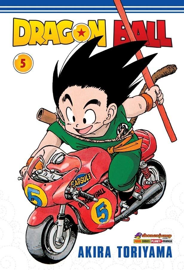 Dragon Ball - Volume 05