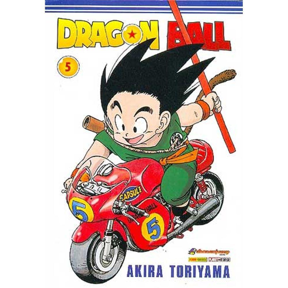 Dragon Ball - Volume 05 - Usado