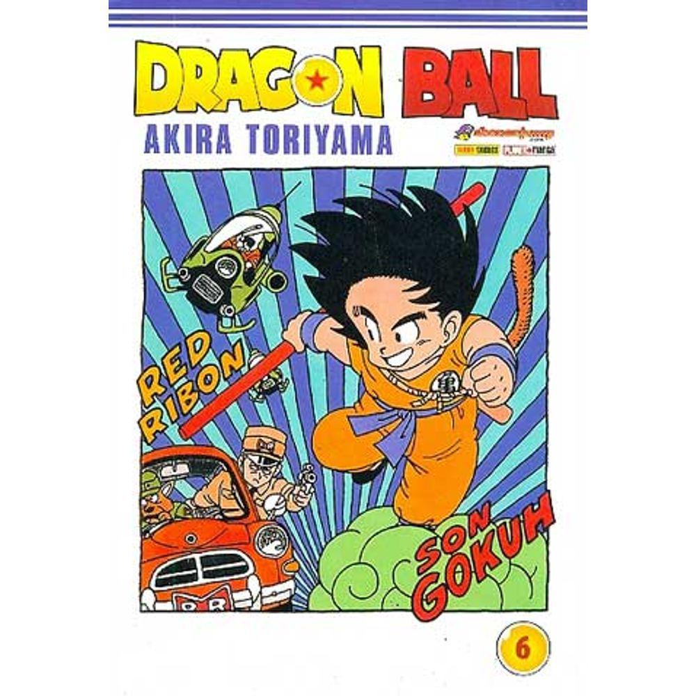 Dragon Ball - Volume 06 - Usado