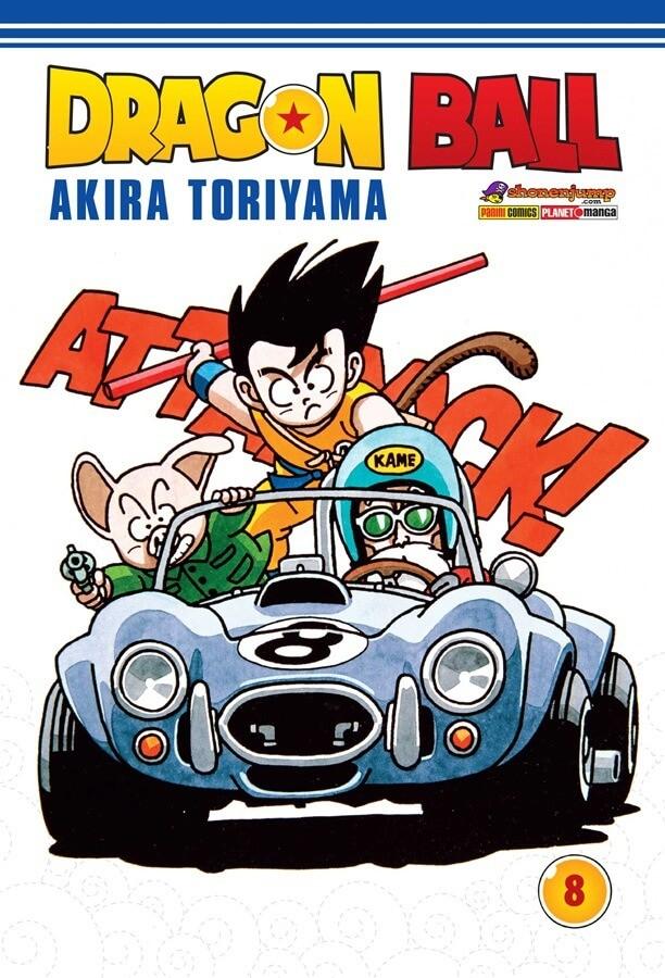 Dragon Ball - Volume 08