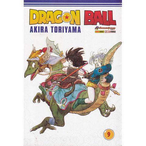 Dragon Ball - Volume 09 - Usado