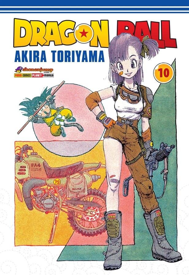 Dragon Ball - Volume 10