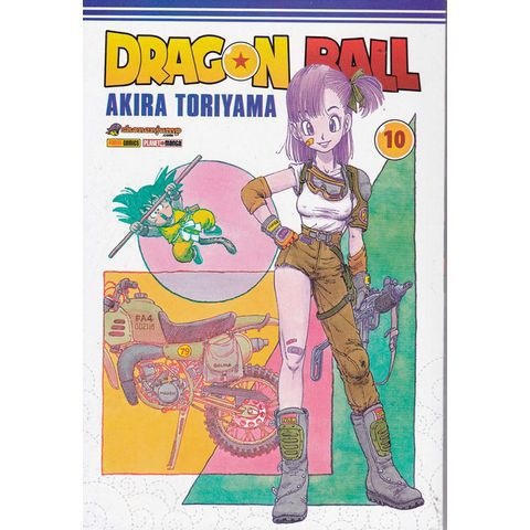 Dragon Ball - Volume 10 - Usado