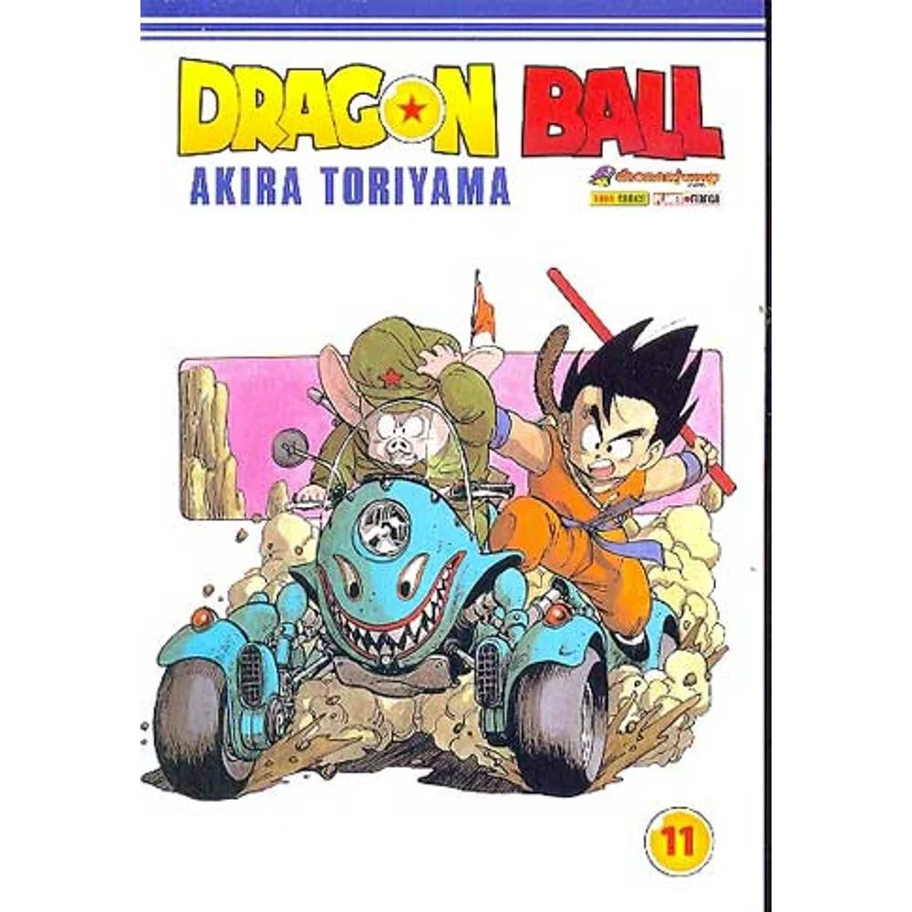 Dragon Ball - Volume 11 - Usado