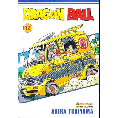 Dragon Ball - Volume 12 - Usado