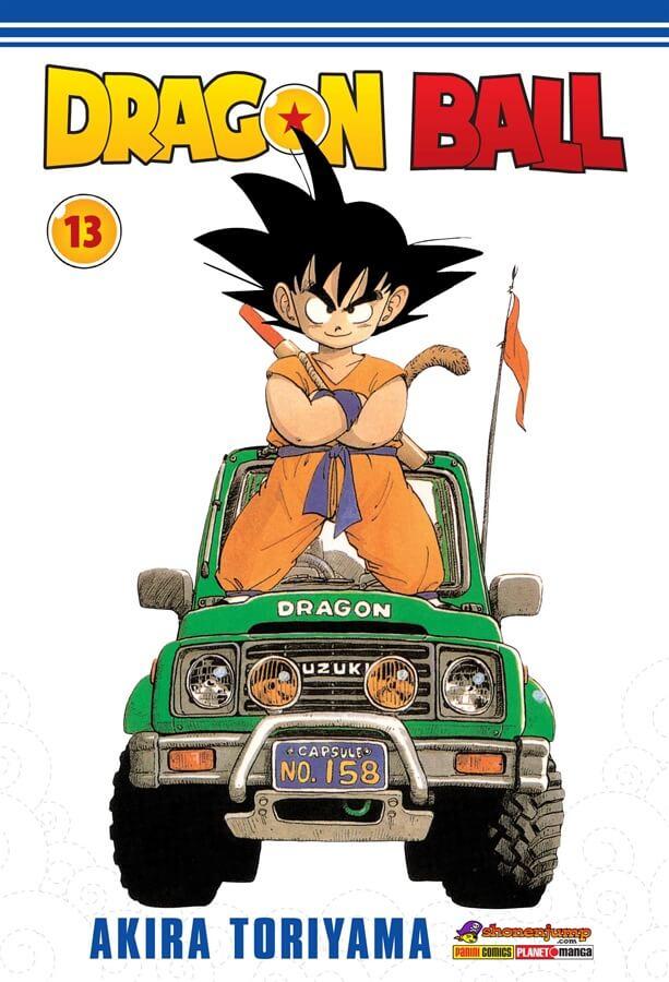 Dragon Ball - Volume 13