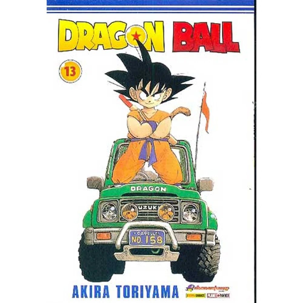 Dragon Ball - Volume 13 - Usado