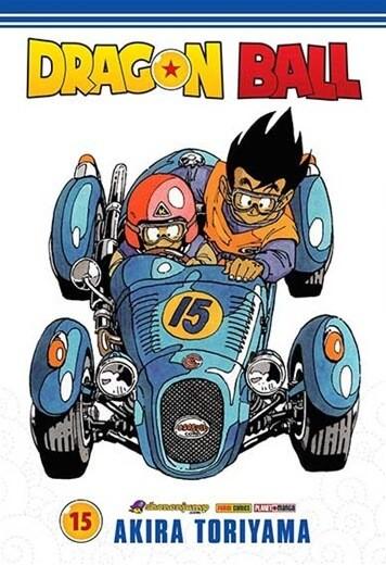 Dragon Ball - Volume 15
