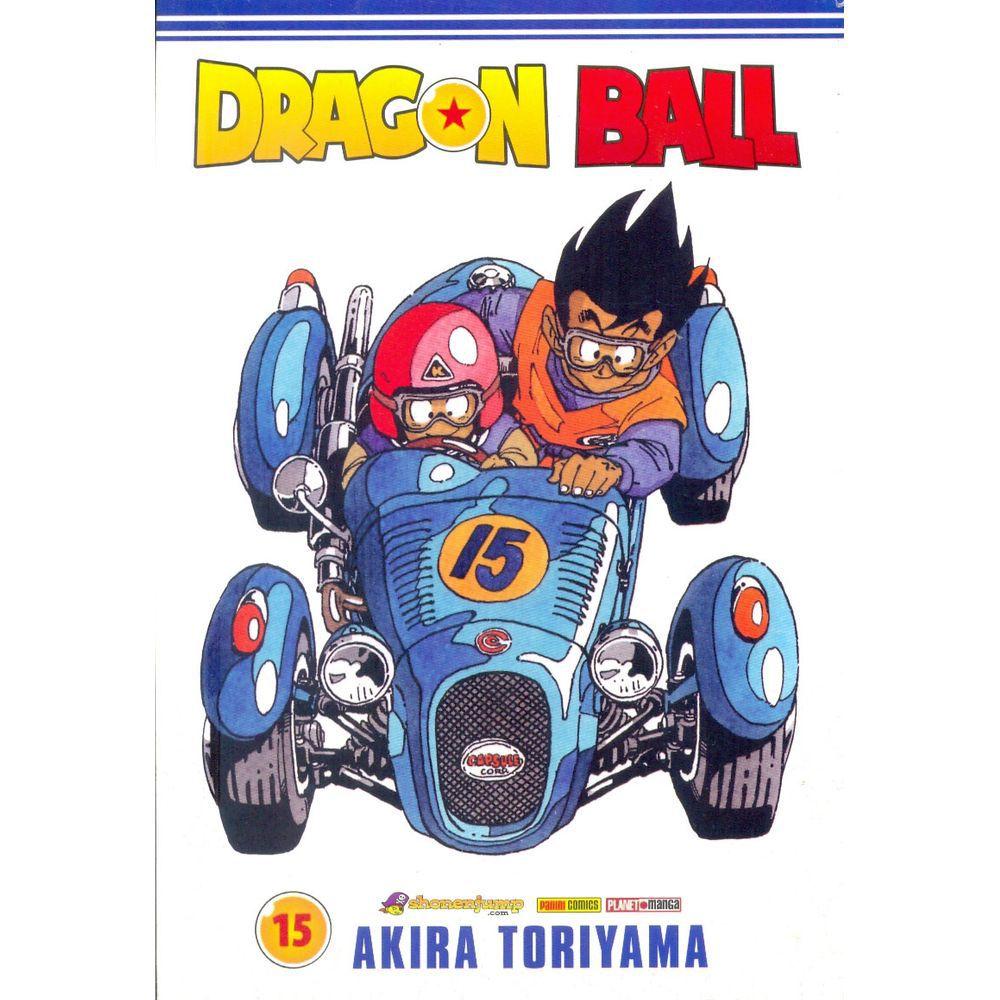 Dragon Ball - Volume 15 - Usado
