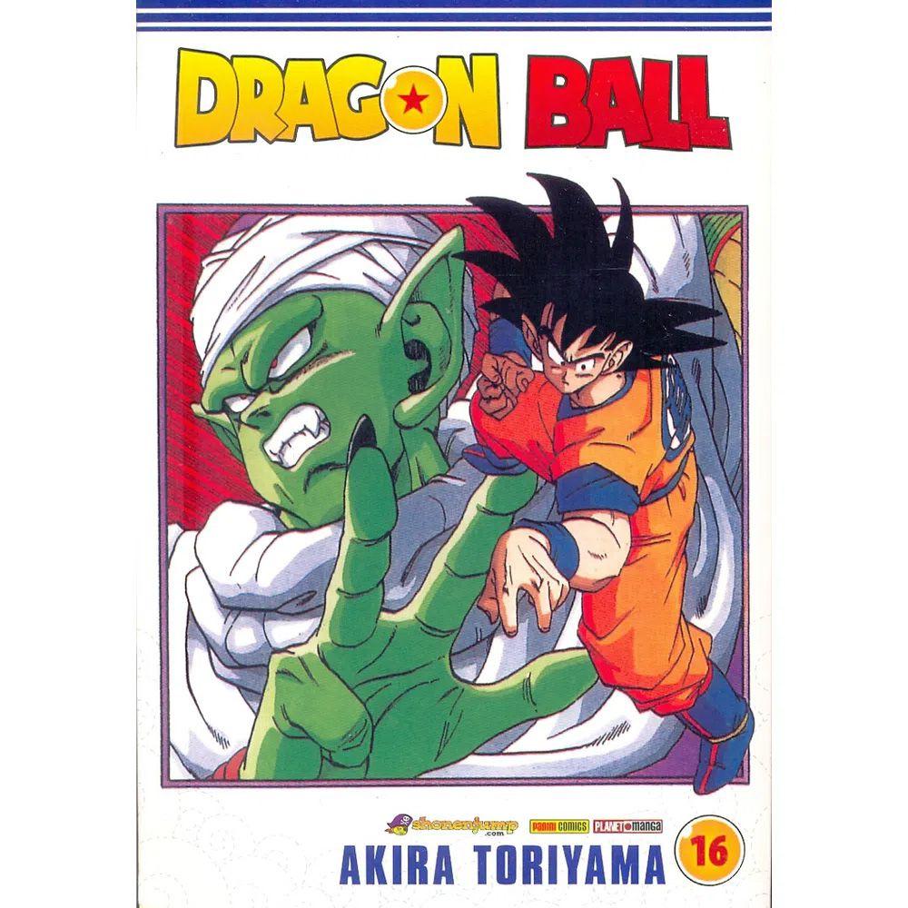 Dragon Ball - Volume 16 - Usado