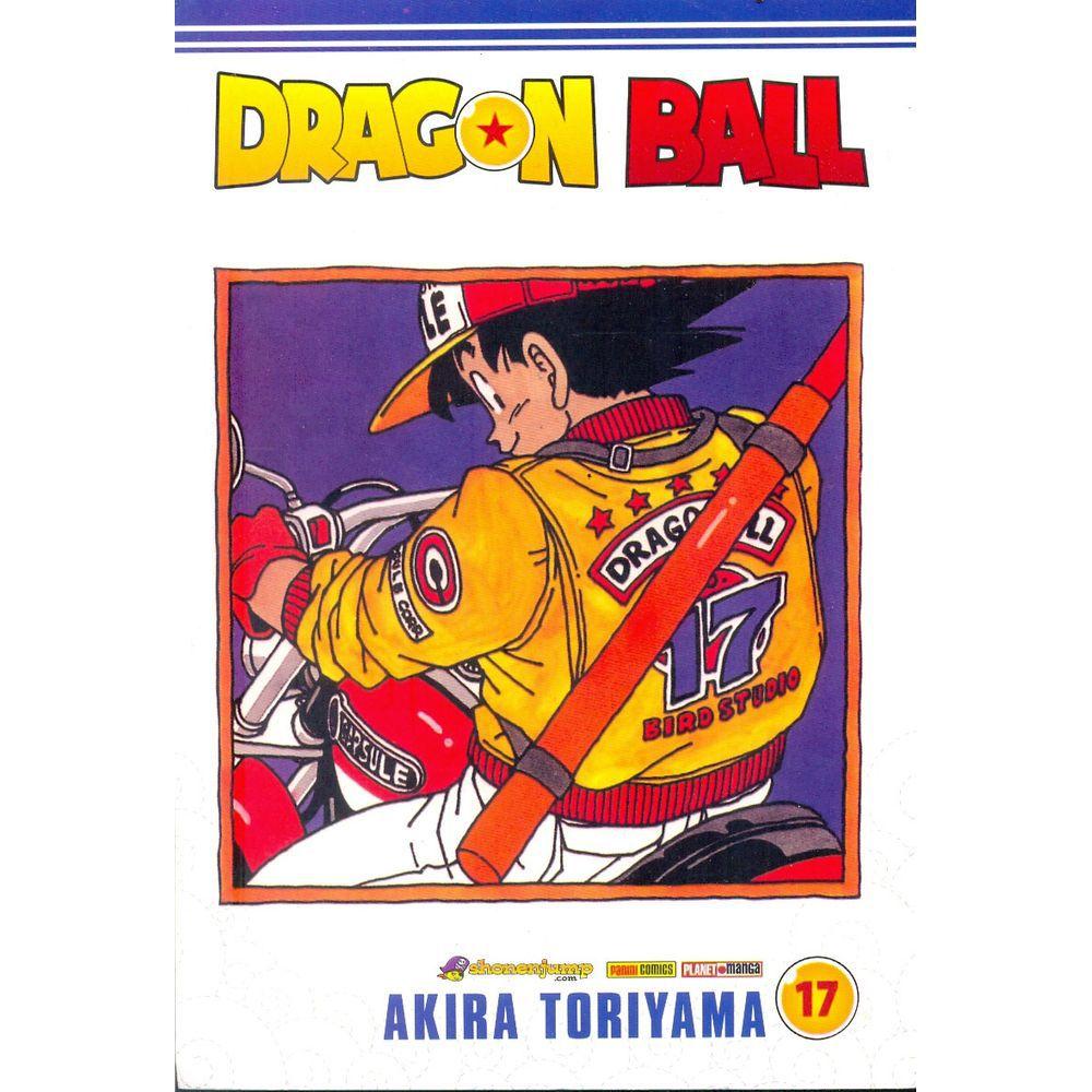 Dragon Ball - Volume 17 - Usado