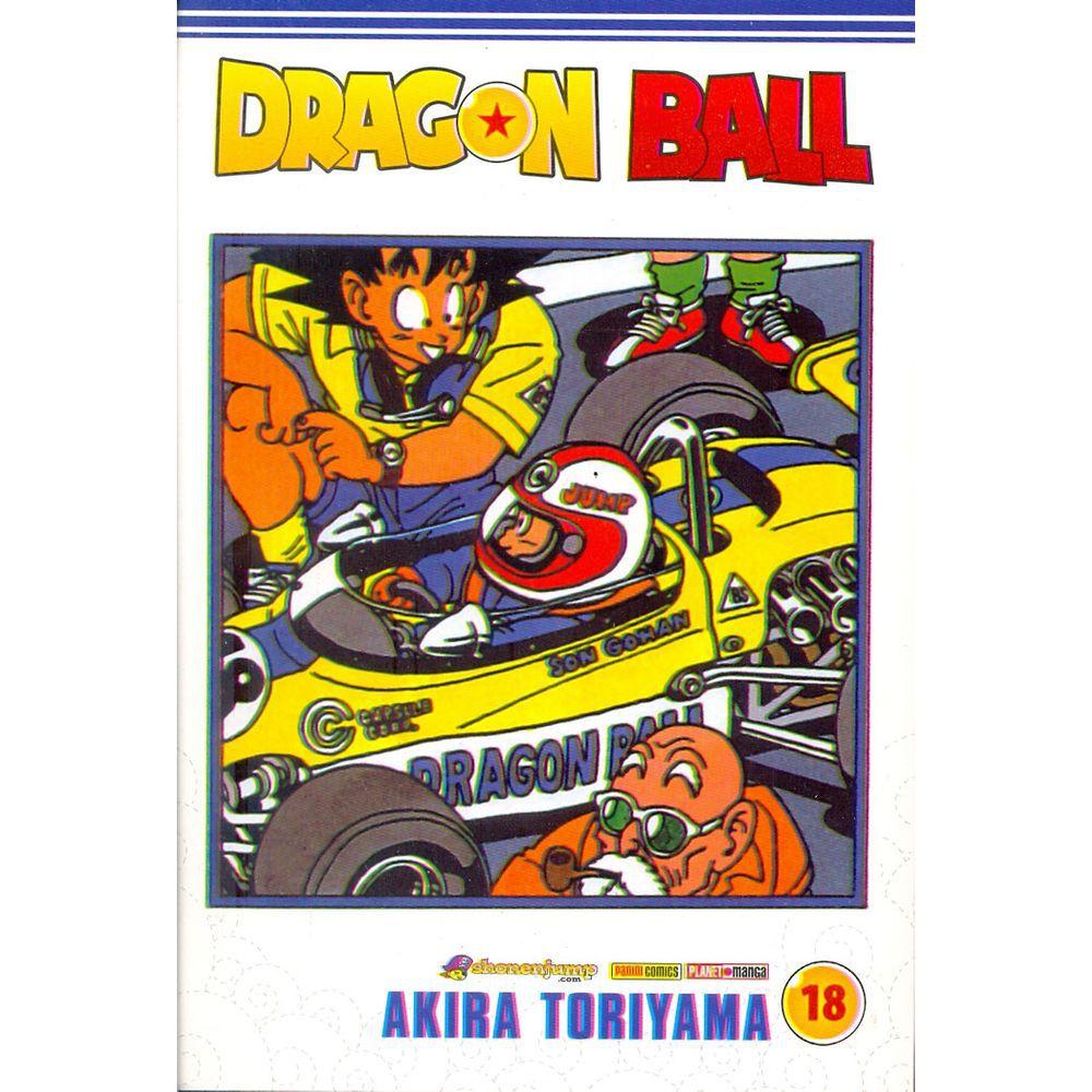 Dragon Ball - Volume 18 - Usado