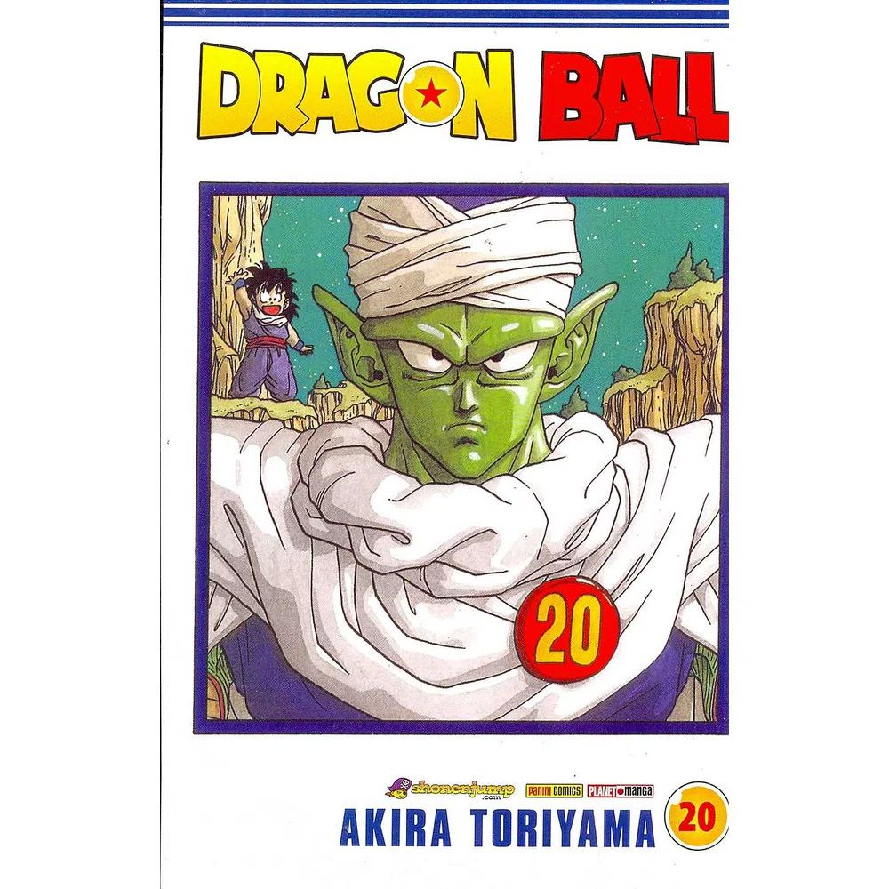 Dragon Ball - Volume 20 - Usado