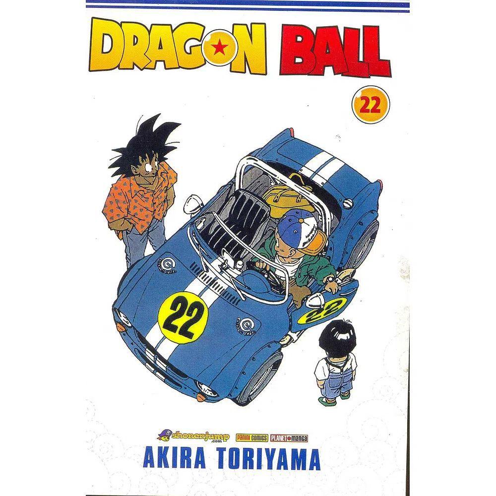 Dragon Ball - Volume 22 - Usado