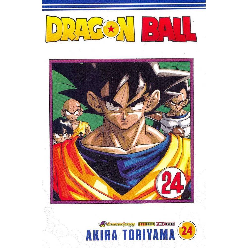 Dragon Ball - Volume 24 - Usado